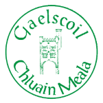 Gaelscoil Chluain Meala Logo